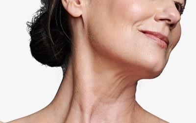 ¿Por qué se descuelga la piel del cuello?
